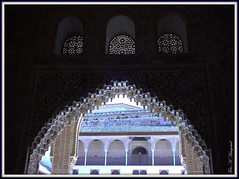 Alhambra beauty.   Explored 7.5.2014 (K. Haagestad) Tags: spain andalucia alhambra