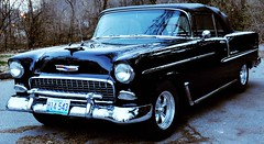 "1955 Chevy Bel-Air • <a style=""font-size:0.8em;"" href=""http://www.flickr.com/photos/85572005@N00/14220238773/"" target=""_blank"">View on Flickr</a>"