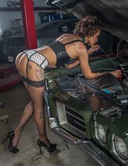 Tabby Rae (leg1.2) Tags: ohio female lingerie pinup studiolighting plaincity 2015 studiostrobes nikond3 nikon3570mmf28daf