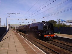 46233 Duchess Of Bescot (onthebeast) Tags: west steam sutherland railways midlands duchess svr kidderminster bescot 46233