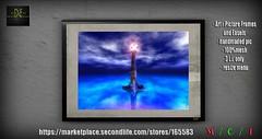 LIGHTHOUSE-FARO *PROMO* (DECE') Tags: sea lighthouse faro mare secondlife frame thor th