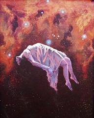 Ascend (hollyromey) Tags: light painting star space dream galaxy nebula stardust