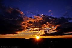 Sabadell, 03 febrer 2015, 17:58 (Perikolo) Tags: sunset sun sol clouds atardecer nubes puesta posta nvols sabadell capvespre