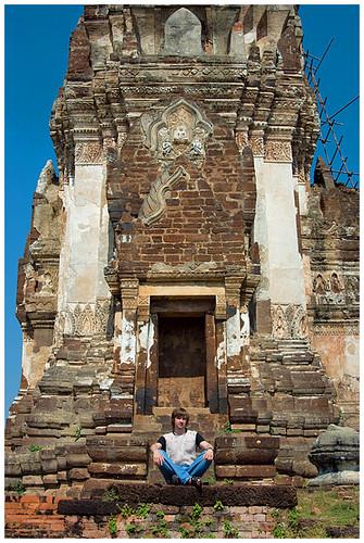 Аютая. Окраина города объязьян | Thailand