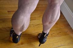 _DSC0099jj (ARDENT PHOTOGRAPHER) Tags: highheels muscle muscular mature milf tiptoe calves flexing veiny