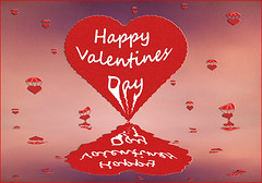 Happy Valentines Day!! (adrians_art) Tags: uk pink blue light red england sky orange brown white black green water crimson lines yellow sepia silver reflections scarlet dark hearts gold grey golden design amber kent artwork scenery shadows purple squares drawing turquoise vibrant maroon patterns curves digitalart paintings scenic violet silhouettes vivid romance rivers mauve romantic abstracts unitedkingdomengland vibrancy pastelcolours valentinescard 14thfebruary