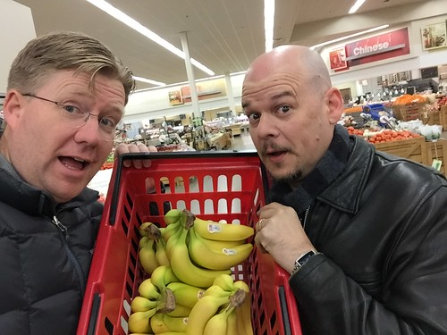 Why is Felix buying bananas? by Wesley Fryer, on Flickr