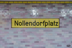 Nollendorfplatz (janniswerner) Tags: old city urban signs building berlin station sign yellow wall architecture buildings germany underground subway tile deutschland cityscape metro interior sony decoration style architectural historic gelb german signage ubahn inside nollendorfplatz deutsch charlottenburg decorated tiled rx100m3 sonyrx100m3