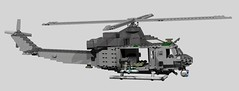 UH-1Y Planned Updates (NY_Bricks) Tags: usmc lego bell military helicopter marines yankee updates venom bf3 usmarinecorps bf4 transporthelicopter uh1y