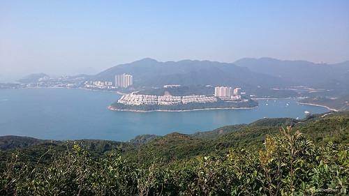 Hiking in Hong Kong