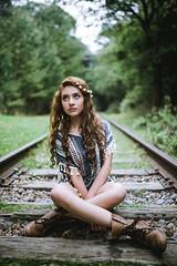 Dani (Daniel Saavedra Fotgrafo) Tags: portrait girl mexicana forest mexico nikon retrato sigma mexicangirl 35mm14 d700 vsco vscofilm vscomx vsconikon