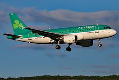EI-EPS (GH@BHD) Tags: aircraft aviation airbus shamrock ein aerlingus airliner ei a319 egac bhd belfastcityairport eieps