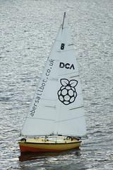 Dewi - 30 (TomGC96) Tags: sailing aberystwyth dewi robotic sailbot abersailbot