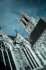 Kylemore Abbey Church (NymeriasDream) Tags: ireland church abbey kirche irland architektur gebude kylemore