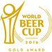 World Beer Cup 2016 Gold