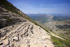 Sierra De Las Nieves (Nicholas Ferrary) Tags: blue sky naturaleza nature rock landscape spain nikon sierradelasnieves nikond810 nikon1424mm nikon1424mm28 spanishwildlife nicholasferrary nikond800e