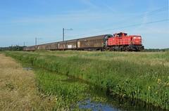 Alphen-Boskoop, lege wagens Electrolux (Ahrend01) Tags: db cargo electrolux gesloten alphen kijfhoek wagens