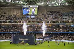 Carlton Blues vs Port Adelaide Power, Etihad Stadium, Melbourne, Australia (globetrekimages) Tags: sport stadium australia melbourne docklands aussierules afl carltonblues etihadstadium