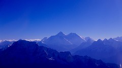 Monte Everest (PhotoSebastian) Tags: nepal mountains plane flight mount kathmandu everest kamandu
