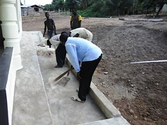 Waqare amal at Tabita before Commissioning of mosque_Regional President involved (4) (Ahmadiyya Muslim Youth Ghana) Tags: new amal eastern region mosques youths ahmadi commissioned mka majlis ahmadiyya mkaer khuddamul waqare