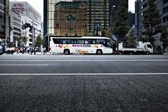 dp0q_160529_C (clavius_tma-1) Tags: bus car tokyo sigma vehicle  asphalt quattro  dp0  akiihabara