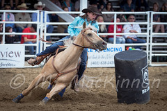 Sundre Pro Rodeo 2015 (tallhuskymike) Tags: horse outdoors action event rodeo cowgirl 2015 sundre prorodeo