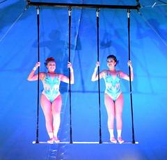 Circus World (Vinny Gragg) Tags: girls girl museum wisconsin circus acrobat acrobats trapeze prettygirls baraboo prettywoman circusworld sexywoman trapezeartist baraboowisconsin circusworld baraboowisconsin circusworldmuseum