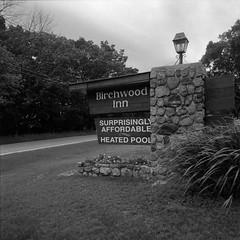 Sadly No Pool (.:Axle:.) Tags: bw film rural drive blackwhite michigan country roadtrip harborsprings asa200 125 foma filmphotography emmetcounty fomapan200 filmisnotdead hasselblad500c m119 us31 photostock epsonv700 filmisalive puremichigan rondial pentaxspotmeterv carlzeissdistagon50mm14 blazinal birchwoodinn believeinfilm adobephotoshopcc photostock2016
