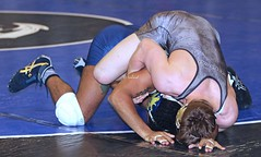 All-Academies Wrestling Championships 2015 (Leo Tard1) Tags: usa ny male sport canon army athletic wrestling navy indoor wrestler athlete usna wrestle singlet 2015 kingspoint usma usmma sportfight unitedstatesmerchantmarineacademy collegewrestling 7dmarkii allacademieswrestlingchampionships