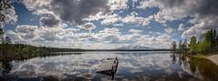 Femund lake (consen81) Tags: mountain lake nature water norway rock landscape wasser hill natur norwegen olympus bergen landschaft omd roundtrip roros elverum em10 rundfahrt femunden fjorde fermunden kirkenaer