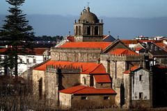 Back of Matriz Church - Vila do Conde (Jonn Marques) Tags: wedding portugal church religious photography photo do catholic religion landmark vila igreja conde antiques matriz