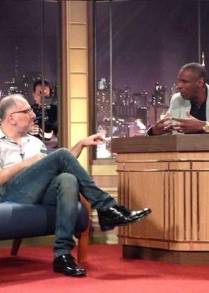 """Talk show pegadinha, """"Show do Kibe"""" terá falso mafioso e costela fissurada"""