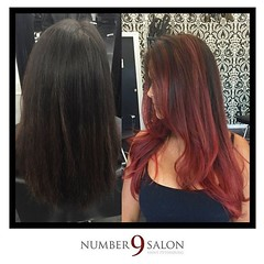 "Lady in red...balayage by stylist, Eric. #dtsp #tampabay #balayage • <a style=""font-size:0.8em;"" href=""http://www.flickr.com/photos/41394475@N04/27535803781/"" target=""_blank"">View on Flickr</a>"
