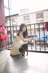 Sigma35mm Art with Miao @Taipei IMG_5824 (WillyYang) Tags: portrait 35mm canon bokeh miao miaomiao 35mmf14 bokehlicious portraitandfaces 35art 35mmf14art