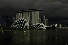 Marina Bay sands Hotel (Beegee49) Tags: singapore city cityscape marina bay sands hotel