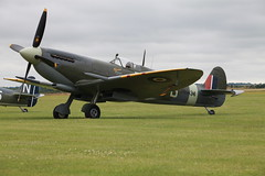 Spitfire MH434 (Steve Dawson.) Tags: supermarine spitfire mh434 zdb flyinglegends airshow programme warbirds iwm duxford england uk display canoneos5dmarkii canon eos 5d mkii ef70200mmf4lusm ef70200mm f4l usm 10th july 2016