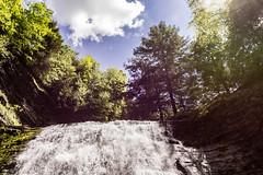 stony brook (jojoannabanana) Tags: trees nature water stonybrook falls waterfalls dreamy stonybrookstatepark 3662016