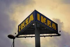 IKEA Logo (Carlos Durn Photography/CAD) Tags: cloud ikea logo hd republicadominicana santodomingo nuves carlosduran haltadefinicion