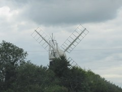 Stretham Windmill, Ely Road, Stretham, Cambs (LookaroundAnne) Tags: mill windmill cambridgeshire cambs stretham gwuk