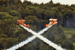 X Factor (Dafydd RJ Phillips) Tags: xfactor wales welshpool airshow breitling wing walkers