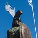 Leonidas statue, Sparti