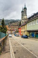 Todtnau (the last don) Tags: street church germany town village schwarzwald todtnau