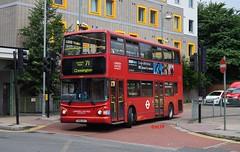 TA214 London United (KLTP14) Tags: 71 kingston dennis ratp fw trident londonunited alx400 ta241 sn51syt