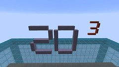 20 Minigame Map (KimNanNan) Tags: game video 3d games online minecraft