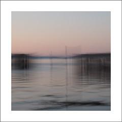 Pier ICM III (Christa (ch-cnb)) Tags: sea norway square pier norge decay olympus norwegian pro fjord trondheim zuiko decaying icm omd trndelag ranheim trondheimfjord intentionalcameramovement microfourthirds mzd1240mm em5mkii