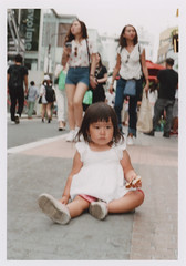insta270 (sudoTakeshi) Tags: film japan kids 35mm tokyo fuji child pentax flash harajuku fujifilm spotmatic filmcamera 2yearold harajukugirl  carlzeiss pentaxsp tessar natura1600  carlzeissjena pentaxspotmatic    carlzeisstessar 2