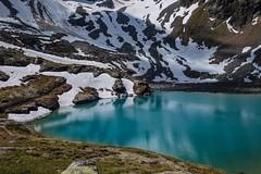 tztal (klaus_z74) Tags: lake snow mountains alps austria tirol austriansummer