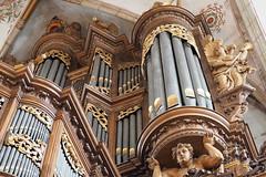 Schnitger-orgel, Grote Kerk Zwolle (Gerrit Veldman) Tags: orgel organ kerk church houtsnijwerk orgelpijpen orgelkas organcase organpipes woodcarving zwolle overijssel olympus epl7 nederland netherlands