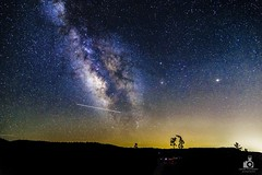 Milky Way (Jamel Thompson Photography) Tags: canon24105f4 canon35mm canon6d longexposure milkyway sacphotographers