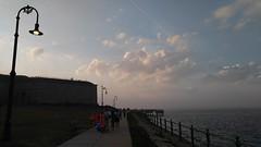 0717161936 (Michael C. Meyer) Tags: castle island boston ma carson beach southie south dusk
